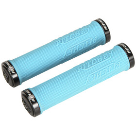 Ritchey WCS Truegrip X Locking Griffe Ø30mm sky blue